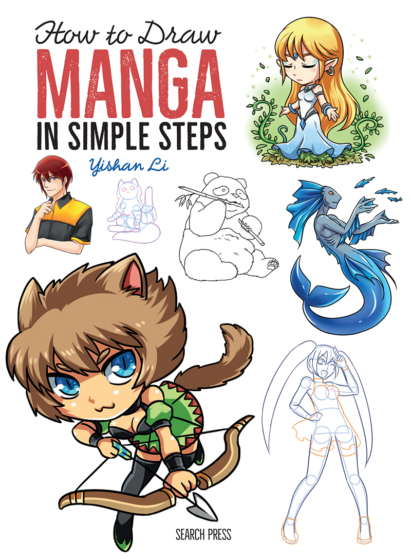 How to Draw: Manga
