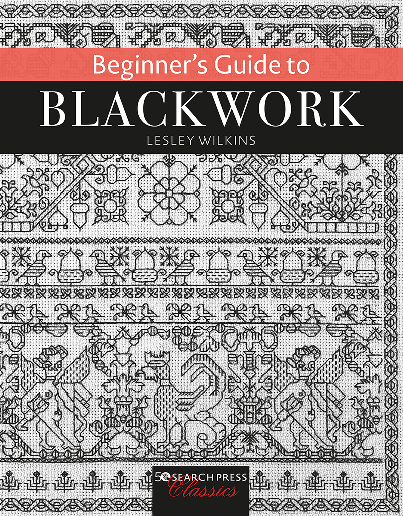 Beginner's Guide to Blackwork