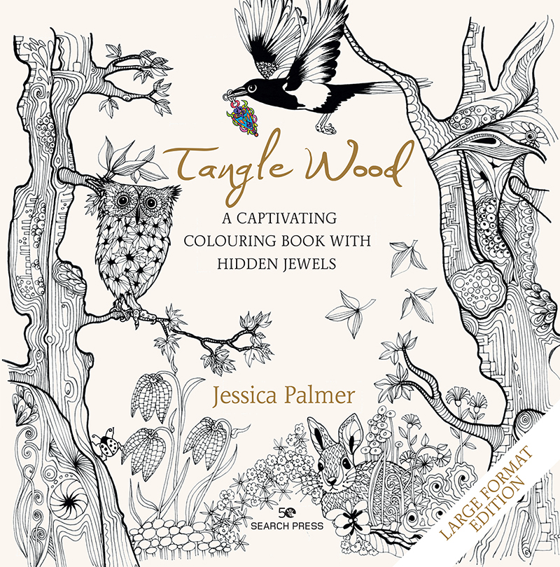 Tangle Wood (large format edition)
